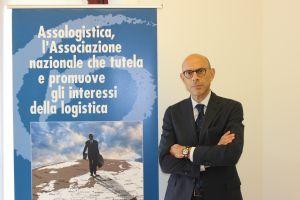 La parola ad Andrea Gentile, presidente di Assologistica