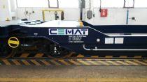 I nuovi carri sono destinati a CEMAT