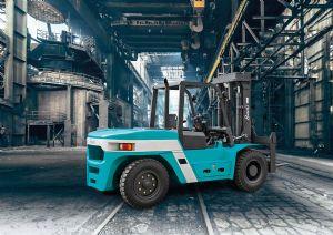 Nuovi frontali diesel Baoli con portata fino a 100 quintali
