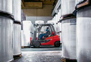 Nuova generazione di carrelli controbilanciati per Linde MH