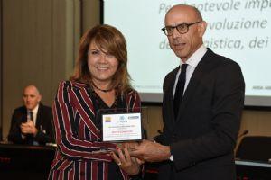 Assologistica assegna i premi Il Logistico dell'Anno 2019