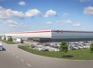 P3 Logistic Parks pronta per un magazzino chiavi in mano