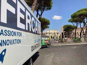 Presentate a Roma FERCAM GREEN LOGISTICS