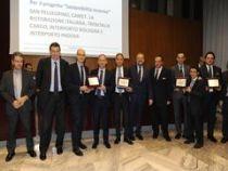 SANPELLEGRINO, CAMST, TRENITALIA CARGO, INTERPORTI DI BOLOGNA E PADOVA