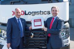 XPO investe oltre 100 milioni in camion Renault Trucks