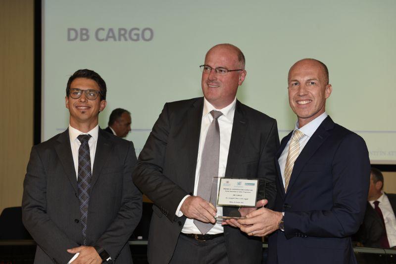 Pieralberto vecchi ad di db cargo italia services euromerci for B b italia carugo