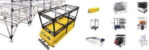 sistemi modulari per movimentazione merce