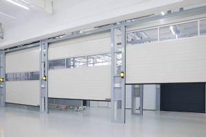 Hörmann propone i nuovi portoni sezionali Serie 60
